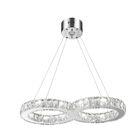 Leiter 14-Light LED Crystal Chandelier
