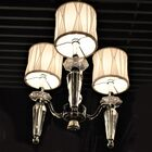 Roni 3-Light Shaded Chandelier