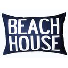Beach House Lumbar Pillow