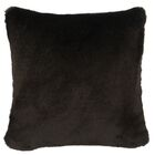 Faux Fur Euro Color: Black Sable