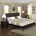 Holly Platform 2 Piece Bedroom Set Size: Queen