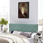 Ziemer Upholstered Panel Headboard Size: Full, Upholstery: Laguna