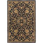 Phillip Navy Area Rug Rug Size: Rectangle 4' x 6'