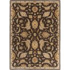 Philips Brown Area Rug Rug Size: Rectangle 7'6
