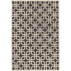 Murrah Gray & Ivory Area Rug Rug Size: Rectangle 7'6