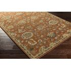 Philpott Rust Area Rug Rug Size: Runner 2'3