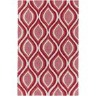 Youngberg Coral Area Rug Rug Size: Rectangle 5' x 7'6