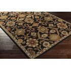 Philson Black Area Rug Rug Size: Runner 2'3