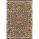 Phillip Gray Area Rug Rug Size: Rectangle 4' x 6'