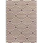 Zeitz Hand-Tufted Purple Area Rug Rug Size: Rectangle 6' x 9'
