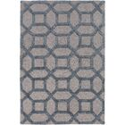Wyble Hand-Tufted Blue Area Rug Rug Size: Rectangle 3' x 5'