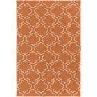 Aylesworth Orange Area Rug Rug Size: Rectangle 10' x 14'
