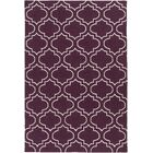 Aylesworth Purple Area Rug Rug Size: Rectangle 9' x 12'