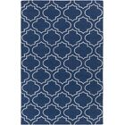 Aylesworth Blue Area Rug Rug Size: Rectangle 5' x 8'