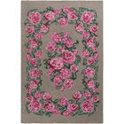 Lackey Hand-Tufted Pink Area Rug Rug Size: Rectangle 9' x 13'