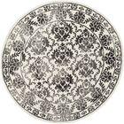 Kiernan Hand Tufted Charcoal/Off-White Area Rug Rug Size: Rectangle 9' x 13'