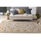 Plemmons Stone Blue Area Rug Rug Size: Rectangle 7'6