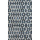 Welborn Dark Blue Area Rug Rug Size: 8' x 10'