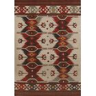 Galey Ivory Area Rug Rug Size: 3' x 5'