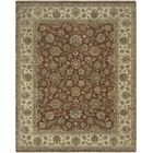 Lidiaídia Red/Beige Area Rug Rug Size: 9' x 12'