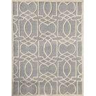 Omeara Platinum Area Rug Rug Size: 8' x 11'