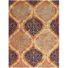 Pavilion Hand-Tufted Orange Area Rug Rug Size: Rectangle 9' x 13'