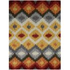 Pifer Yellow Indoor/Outdoor Area Rug Rug Size: Rectangle 4' x 6'