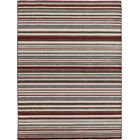 Cavanaugh Modern & Contemporary Flat-Weave Multicolored Area Rug Rug Size: Rectangle 5' x 8'