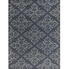 Zada Hand-Tufted Gray Stone Area Rug Rug Size: Rectangle 7'6