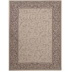 Eberhardt Hand-Tufted Beige Area Rug Rug Size: Rectangle 5' x 7'6