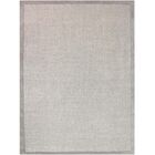 Caravelle Hand-Tufted Dove Gray Area Rug Rug Size: Rectangle 5' x 8'