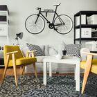 Hembree Gray Indoor/Outdoor Area Rug Rug Size: 5' x 7'6