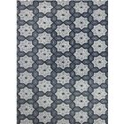Parkville Hand-Tufted Gray Area Rug Rug Size: 5' x 8'