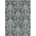 Kaydence Hand-Tufted Gray Area Rug Rug Size: Rectangle 7'6