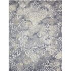 Averi Hand-Tufted Beige/Gray Area Rug Rug Size: 7'6