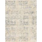Brettany Hand-Knotted Beige/Gray Area Rug Rug Size: 9' x 12'