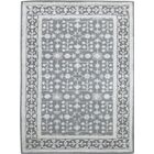 Zaida Hand-Tufted Water Blue Area Rug Rug Size: 5' x 8'