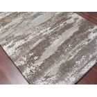 Blanchard Hand-Knotted Brown Area Rug Rug Size: Rectangle 10' x 14'