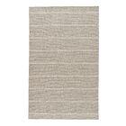 Nieto Gray/Ivory Area Rug Rug Size: Rectangle 4' x 6'