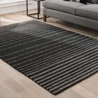 Sloane Hand-Tufted Gray Area Rug Rug Size: Rectangle 2' x 3'