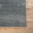 Phase Hand Woven Gray Area Rug Rug Size: Rectangle 9' x 12'