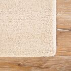 Ellington Hand-Tufted Wool Beige Area Rug Rug Size: Rectangle 5' x 8'