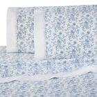 Easy Living Decorative Lace Hem Sheet Set Size: King