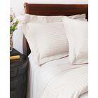 Via Frattina Italian 610 Thread Count Sheet Set Size: Queen, Color: Ivory