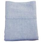 Linen Pillowcase Size: Standard/Queen, Color: Pale Blue