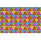 Triangles Multi Rug Rug Size: 5'10