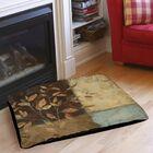 Autumn Texture 1 Pet Bed Size: 50