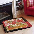 Zinnia Indoor/Outdoor Pet Bed Size: 40
