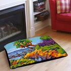 Cloud Nine Marsh Indoor/Outdoor Pet Bed Size: 28