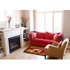 Sassys Dog Baby Brown Area Rug Rug Size: 4' x 6'
